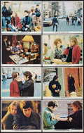 """Movie Posters:Drama, The Panic in Needle Park (20th Century Fox, 1971). Lobby Card Set of 8 (11"""" X 14""""). Drama.. ... (Total: 8 Items)"""