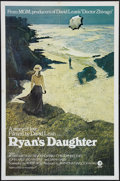 """Movie Posters:Drama, Ryan's Daughter (MGM, 1970). One Sheet (27"""" X 41"""") Style A. Drama.. ..."""