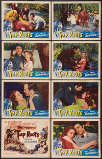 "Tap Roots (Universal International, 1948). Lobby Card Set of 8 (11"" X 14""). Drama. ... (Total: 8 Items)"