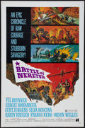 "Movie Posters:War, The Battle of Neretva and other Lot (American International, 1971).One Sheets (3) (27"" X 41"") and Half Sheet (22"" X 28""). W... (Total:4 Items)"
