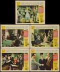 "Movie Posters:Rock and Roll, The Big Beat (Universal International, 1958). Lobby Cards (5) (11""X 14""). Rock and Roll.. ... (Total: 5 Items)"