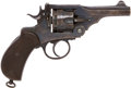 Antiques:Antiquities, British Webley Mk. 1 Double Action Revolver....