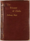 Books:Literature Pre-1900, Anthony Hope. The Prisoner of Zenda. London: Bristol, [n.d.,ca. 1900]. Later edition. From the collection of Doug...