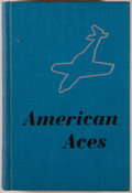 Books:Americana & American History, [Aviation]. Lot of 2 Books Inscribed by Aviators to AviationHistorian Harry Block. Including: Edward H. Sims. Ameri...(Total: 2 Items)