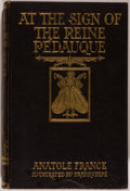 Books:Literature Pre-1900, [Frank C. Pape, illustrator]. Anatole France. At the Sign of theReine Pedauque. London: Bodley Head, [1926]. Later ...