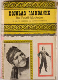 Books:Americana & American History, [Douglas Fairbanks]. Ralph Hancock and Letitia Fairbanks.Douglas Fairbanks the Fourth Musketeer. New York: Holt,[1...