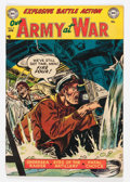 Golden Age (1938-1955):War, Our Army at War #9 (DC, 1953) Condition: VG....