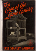 Books:Mystery & Detective Fiction, Erle Stanley Gardner. The Case of the Lame Canary. London:Cassell, [1937]. First English edition. Octavo. 254 p...
