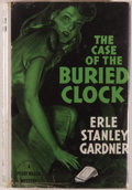 Books:Mystery & Detective Fiction, Erle Stanley Gardner. The Case of the Buried Clock. London:Cassell, [1945]. First English edition. Octavo. [218...