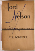 Books:Biography & Memoir, C. S. Forester. Lord Nelson. Indianapolis: Bobbs-Merrill, [1929]. First American edition of this biography. Octa...