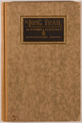 Books:Travels & Voyages, Kermit Roosevelt. SIGNED. The Long Trail. New York: The Review of Reviews, 1921. Autographed Edition. Signed b...