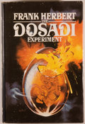 Books:Science Fiction & Fantasy, Frank Herbert. SIGNED. The Dosadi Experiment. New York: Putnam's, [1977]. First edition. Inscribed by the author t...