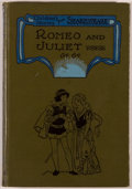 Books:Children's Books, [William Shakespeare]. E. Nesbit. Romeo and Juliet and OtherStories. London: Tuck, [n.d., ca. 1910]. Early prin...