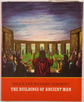 Books:Children's Books, Helen and Richard Leacroft. The Buildings of Ancient Man.Reading: Young Scott, 1973. Second impression of the Ameri...