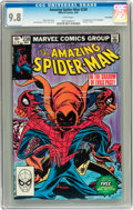 Modern Age (1980-Present):Superhero, The Amazing Spider-Man #238 Twin Cities pedigree (Marvel, 1983) CGCNM/MT 9.8 White pages....