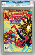 Modern Age (1980-Present):Superhero, The Amazing Spider-Man #239 Twin Cities pedigree (Marvel, 1983) CGCNM/MT 9.8 White pages....