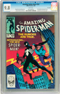 Modern Age (1980-Present):Superhero, The Amazing Spider-Man #252 Twin Cities pedigree (Marvel, 1984) CGCNM/MT 9.8 White pages....