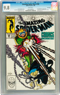 Modern Age (1980-Present):Superhero, The Amazing Spider-Man #298 Twin Cities pedigree (Marvel, 1988) CGCNM/MT 9.8 White pages....
