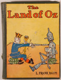 Books:Children's Books, L. Frank Baum. The Land of Oz. Chicago: Reilly & Lee,1939. Reprint. Octavo. [287] pages. Illustrated. Publisher's b...