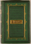 Books:Literature Pre-1900, Percy Bysshe Shelley. The Poetical Works of Percy Bysshe Shelley. London: Moxon, [n.d., ca. 1900]. Octavo. 616 p...
