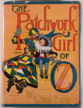Books:Children's Books, L. Frank Baum. The Patchwork Girl of Oz. Chicago: Reilly& Lee, [n.d., ca. 1930]. Reprint. Octavo. 340 pages. Il...