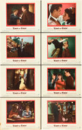 "Movie Posters:Drama, East of Eden (Warner Brothers, 1955). Lobby Card Set of 8 (11"" X14"").. ... (Total: 8 Items)"
