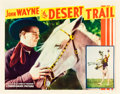 "Movie Posters:Western, The Desert Trail (Monogram, 1935). Half Sheet (22"" X 28"").. ..."