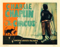 """Movie Posters:Comedy, The Circus (United Artists, 1928). Title Lobby Card (11"""" X 14"""")....."""