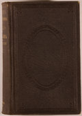 Books:Travels & Voyages, Henry Barth. Travels and Discoveries in North and Central Africa. Philadelphia: Bradley, 1860. First American editio...