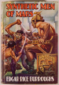 Books:Science Fiction & Fantasy, Edgar Rice Burroughs. Synthetic Men of Mars. London: Methuen, [1941]. First British edition, first printing. Oct...