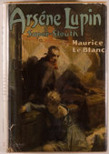 Books:Fiction, Maurice Le Blanc. Arsene Lupin Super-Sleuth. New York:Macauley, [1927]. First edition, first printing. Octavo. ...