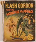 Books:Children's Books, [Big Little Book]. Alex Raymond. Flash Gordon and the Monstersof Mongo. Racine: Whitman, [1935]. Square sixteen...