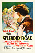 """Movie Posters:Drama, The Splendid Road (First National, 1925). One Sheet (27"""" X 41"""")....."""