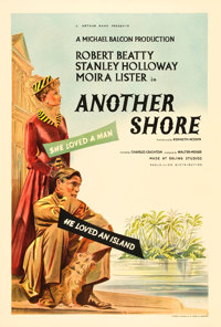 """Another Shore (Eagle Lion, 1948). British One Sheet (27"""" X 40""""). Comedy"""