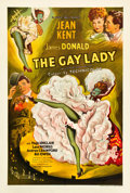 """Movie Posters:Comedy, The Gay Lady (Eagle Lion, 1949). British One Sheet (27"""" X 40"""")....."""