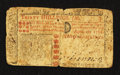 Colonial Notes:New Jersey, New Jersey April 16, 1764 30s Fine.. ...
