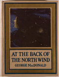 Books:Children's Books, George MacDonald. At the Back of the North Wind.Philadelphia: David McKay, 1919. Later edition. Large octavo. 342p...