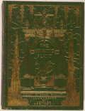 Books:Literature 1900-up, [Illustrated editions]. Percy Bysshe Shelley. The SensitivePlant. London: William Heinemann. Philadelphia: Lippinco...