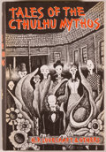 Books:Horror & Supernatural, H. P. Lovecraft and Others. Tales of the Cthulhu Mythos.Collected by August Derleth. Sauk City: Arkham House, 1969....