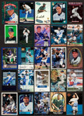 Baseball Cards:Autographs, 1980's-2000's Baseball Stars Signed Cards Lot (625+) Many New York Yankees!...