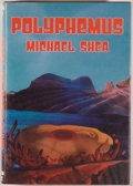 Books:Horror & Supernatural, Michael Shea. Polyphemus. Sauk City: Arkham House, [1987].First edition. Octavo. 245 pages. Publisher's binding, du...