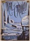 Books:Horror & Supernatural, August Derleth. Trail of Cthulhu. Sauk City: Arkham House,1962. First edition one of 2,500 copies. Octavo. 248 ...