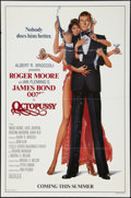 "Movie Posters:James Bond, Octopussy (MGM/UA, 1983). One Sheet (27"" X 41""). Advance Style B.James Bond.. ..."