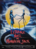 "Movie Posters:Fantasy, The Nightmare Before Christmas (Touchstone, 1993). French Grande(46"" X 62""). Fantasy.. ..."