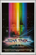 "Movie Posters:Science Fiction, Star Trek: The Motion Picture (Paramount, 1979). One Sheet (27"" X 41""). Advance. Science Fiction.. ..."