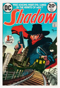 Bronze Age (1970-1979):Miscellaneous, The Shadow #1 Group (DC, 1973) Condition: Average NM-.... (Total: 7Comic Books)