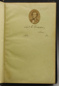 Autographs:Military Figures, Civil War Autograph Book with Sixty Autographs including several officers in the Corps d'Afrique, the first black regime...