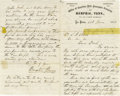 Military & Patriotic:Civil War, Famous Confederate Generals' Signatures. A dozen well-known commanders are included here as follows:. P. G. T. Beauregard...