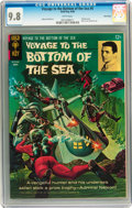 Silver Age (1956-1969):Adventure, Voyage to the Bottom of the Sea #5 Twin Cities pedigree (Gold Key, 1966) CGC NM/MT 9.8 White pages....
