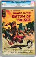 Silver Age (1956-1969):Adventure, Voyage to the Bottom of the Sea #6 Twin Cities pedigree (Gold Key, 1966) CGC NM/MT 9.8 White pages....